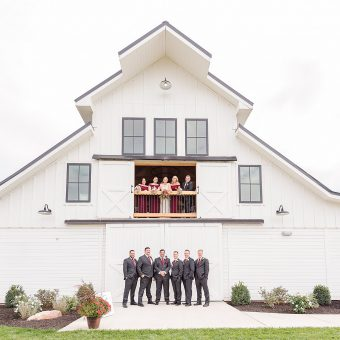 Rustic Wedding at The Barn at Willow Brook in Loudoun County, Virginia