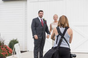 Behind the Scenes with Wedding Photographer Lydia Teague