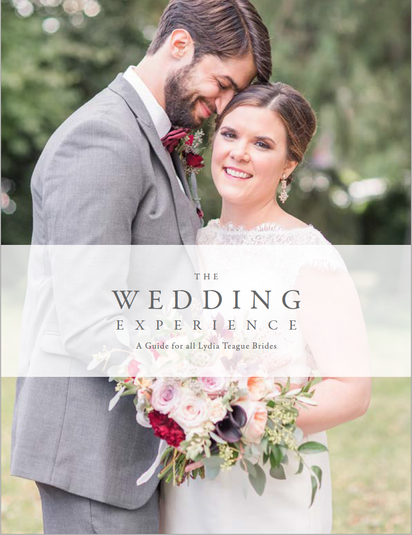 Wedding Experience with Lydia Teague Photography